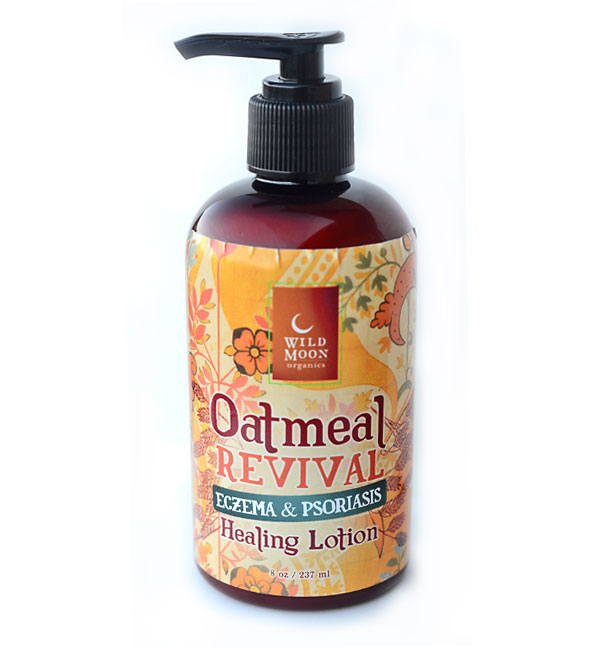 Oatmeal Revival Eczema + Psoriasis Lotion