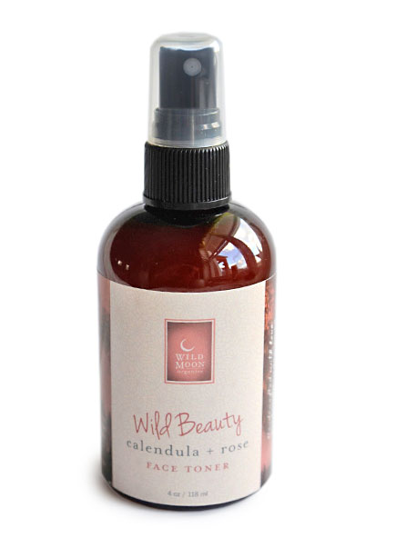 Wild Beauty - Calendula + Rose Face Toner