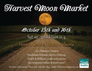 Harvest Moon Market Hinton AB